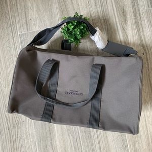 Givenchy Parfums Vintage Gray Duffle Bag